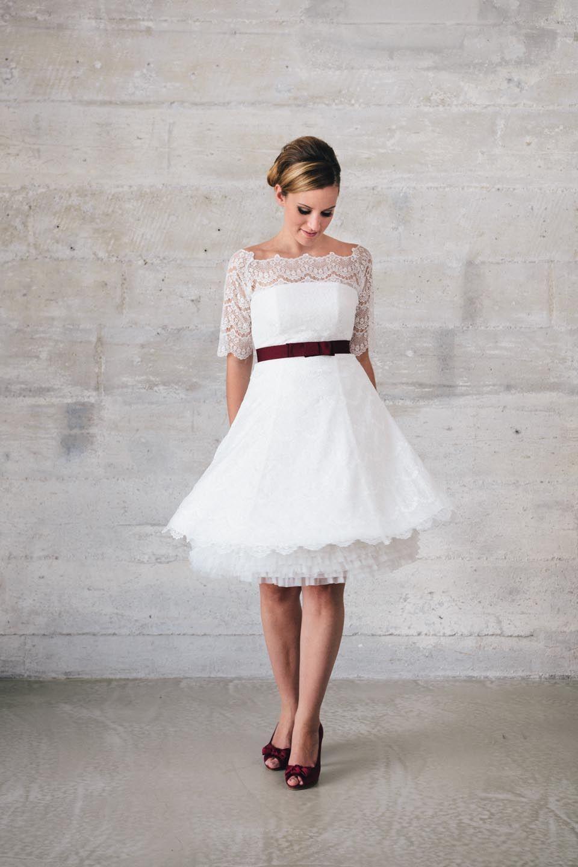 Brautkleiderkollektion 2017 Von Küssdiebraut | Petticoat