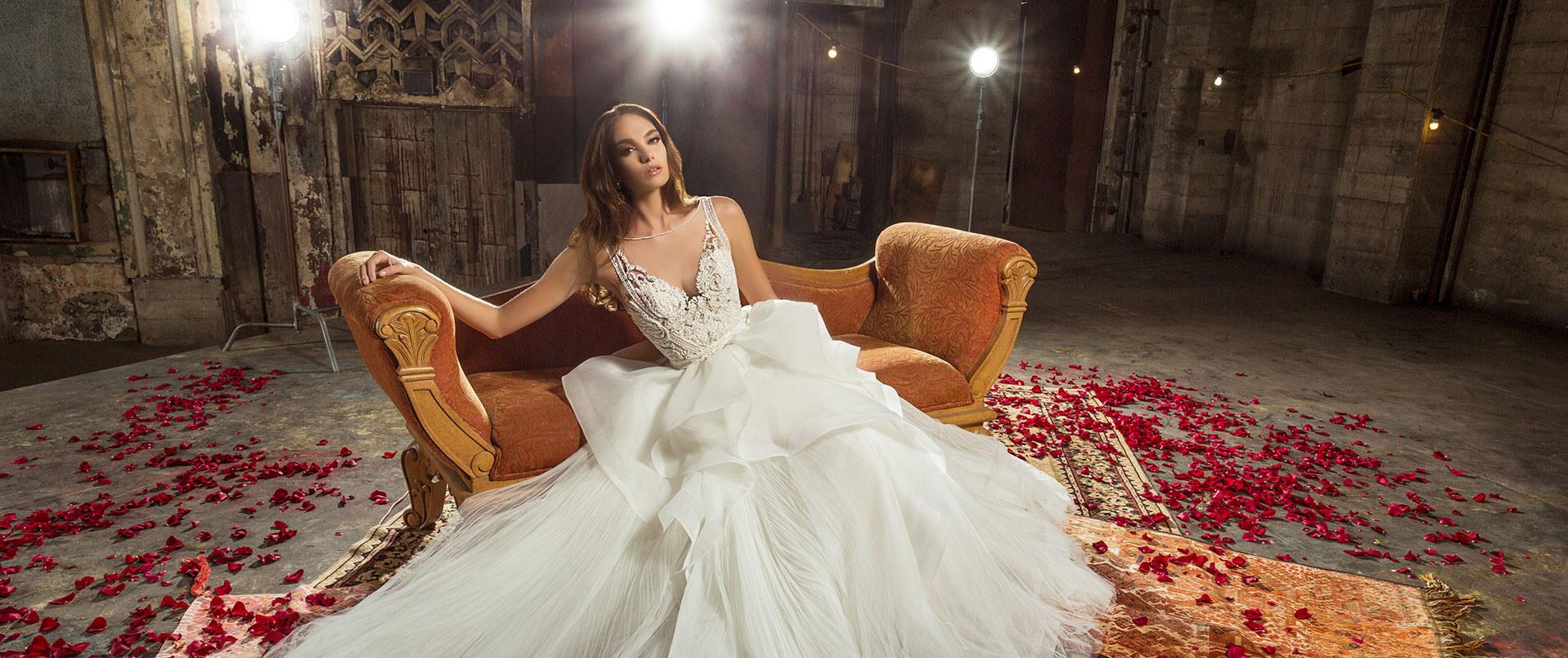 Brautmode, Abendkleider, Couture ǀ Honeymoon Düsseldorf