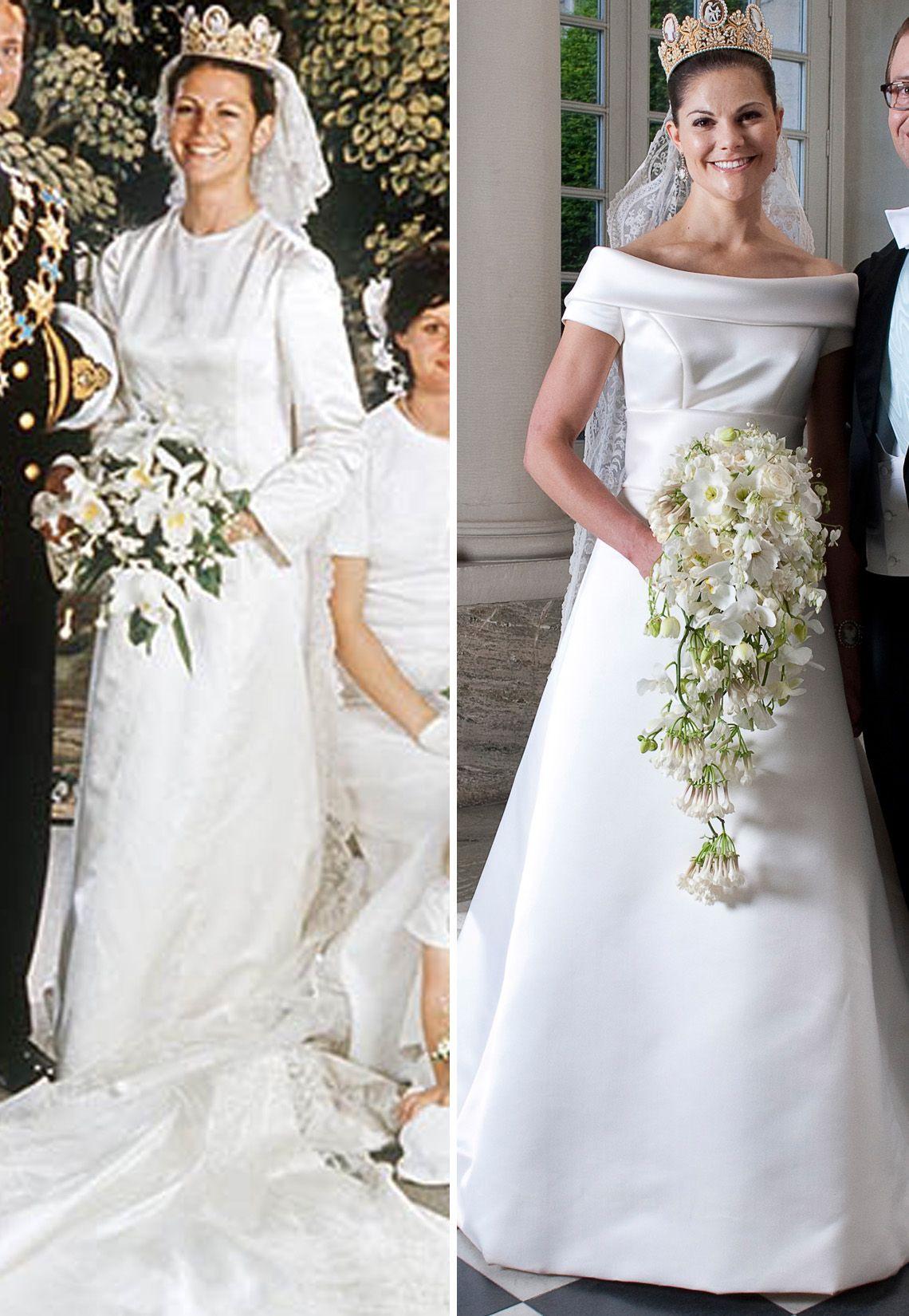Brautmode: Royale Hochzeitskleider   Königliche