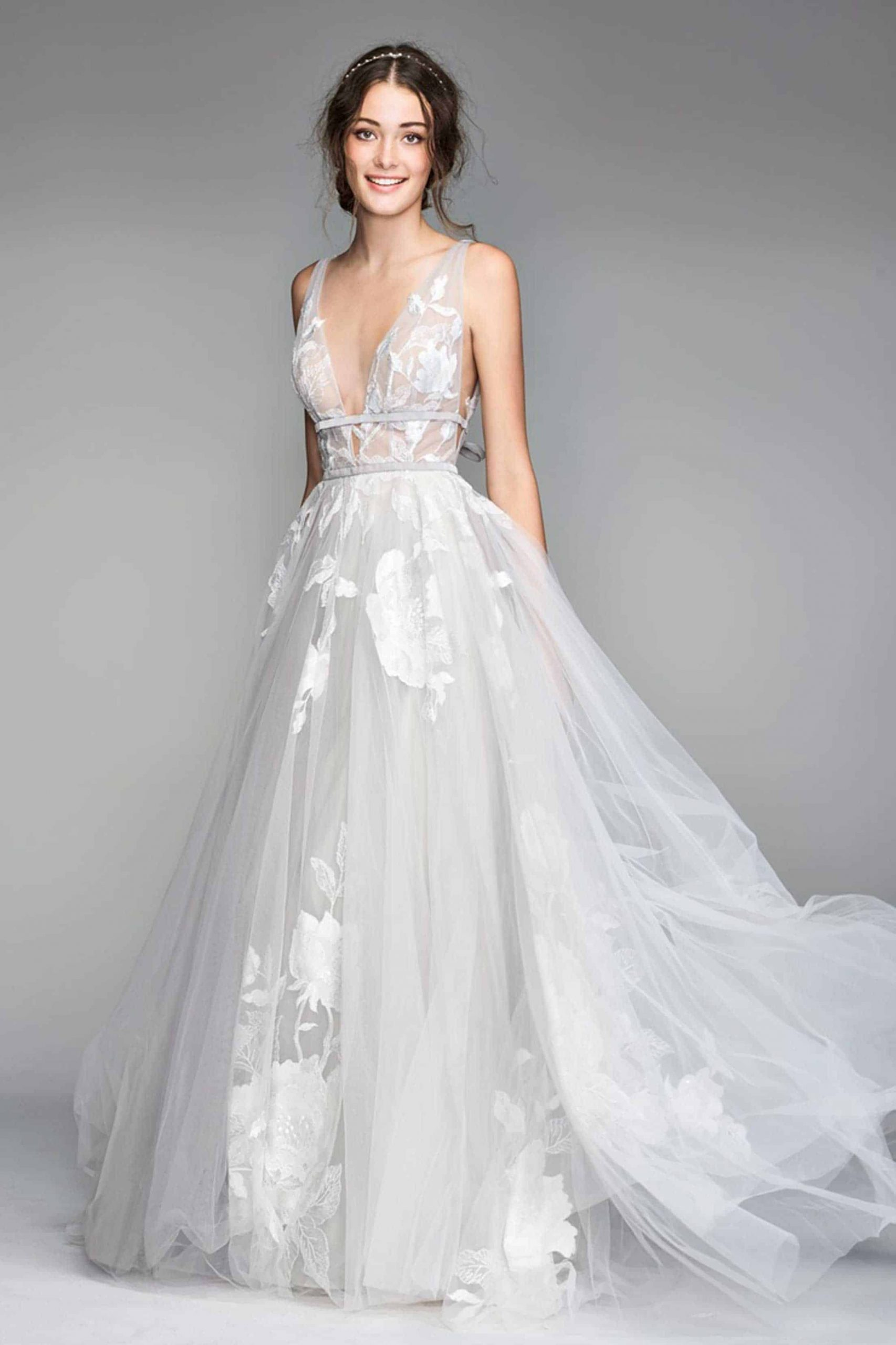 Brautmode Willowby | Brautkleid Galatea - Anna Moda