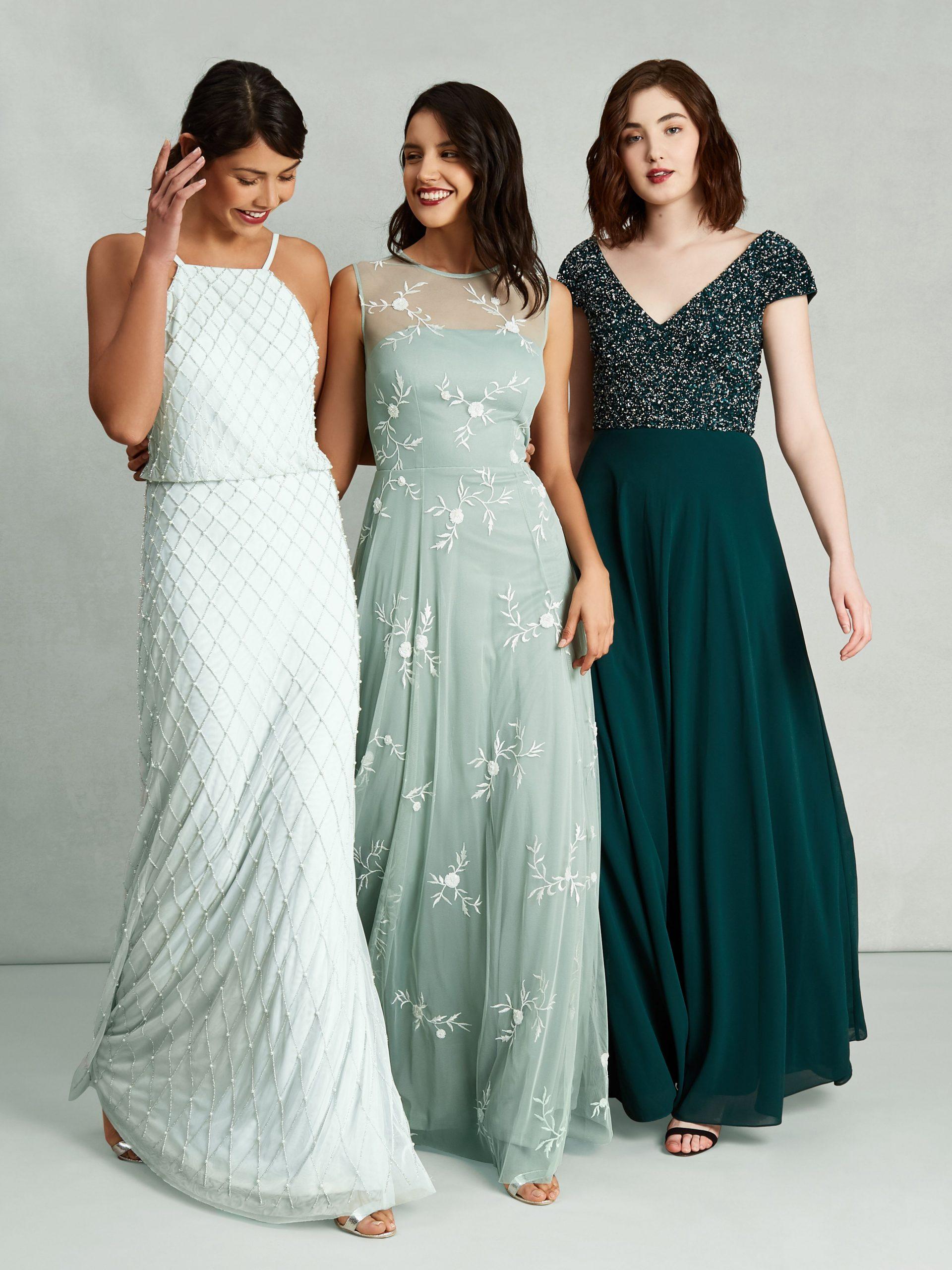 Bridesmaid Dresses | Erhältlich In Vielen Farben Und Formen