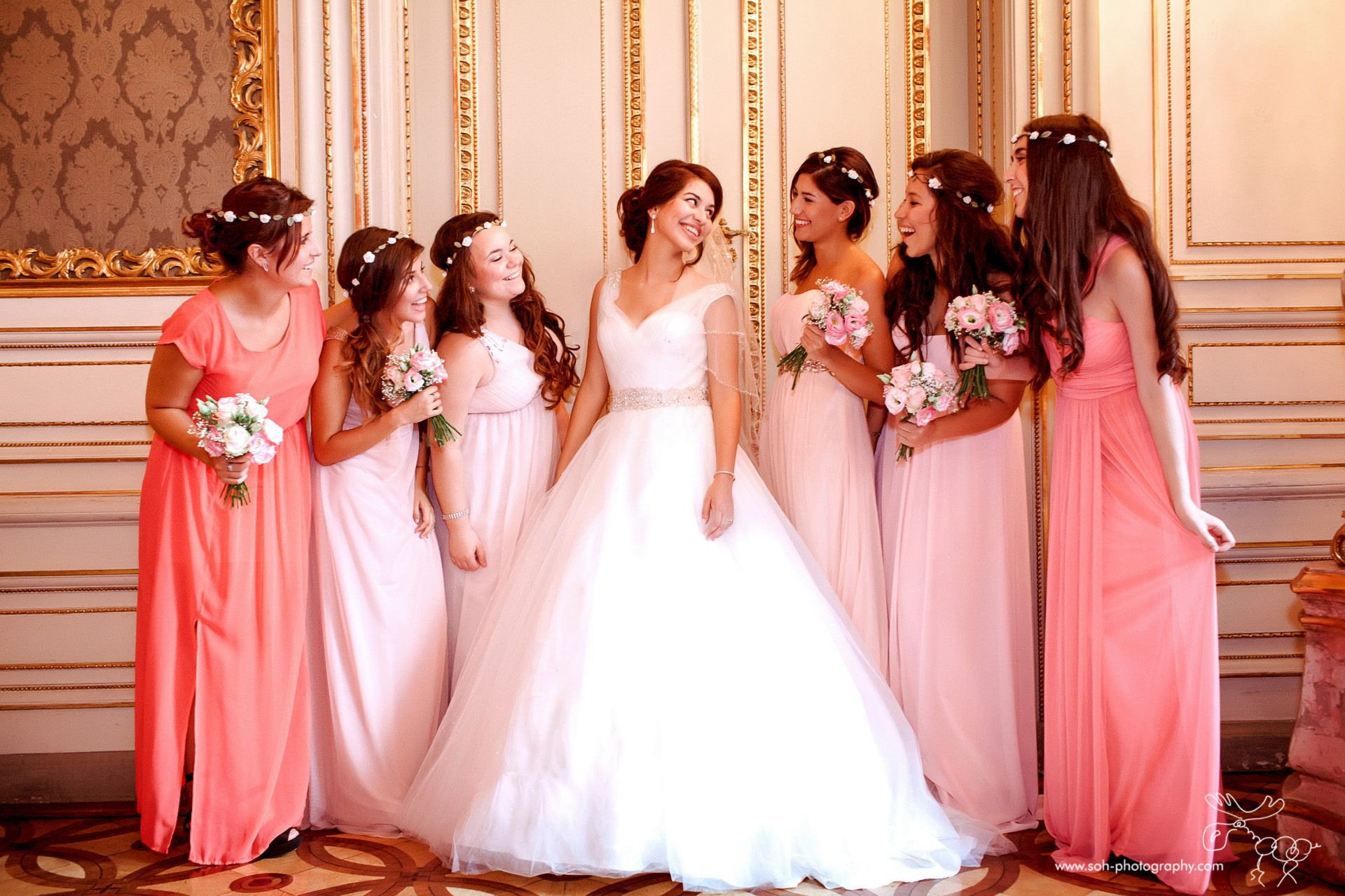 Bridesmaids #vienna #bridesmaids #sohphotography #wedding
