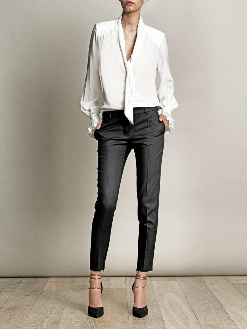 Business Casual Outfit Ideen Für Die Damen | Hosenanzug