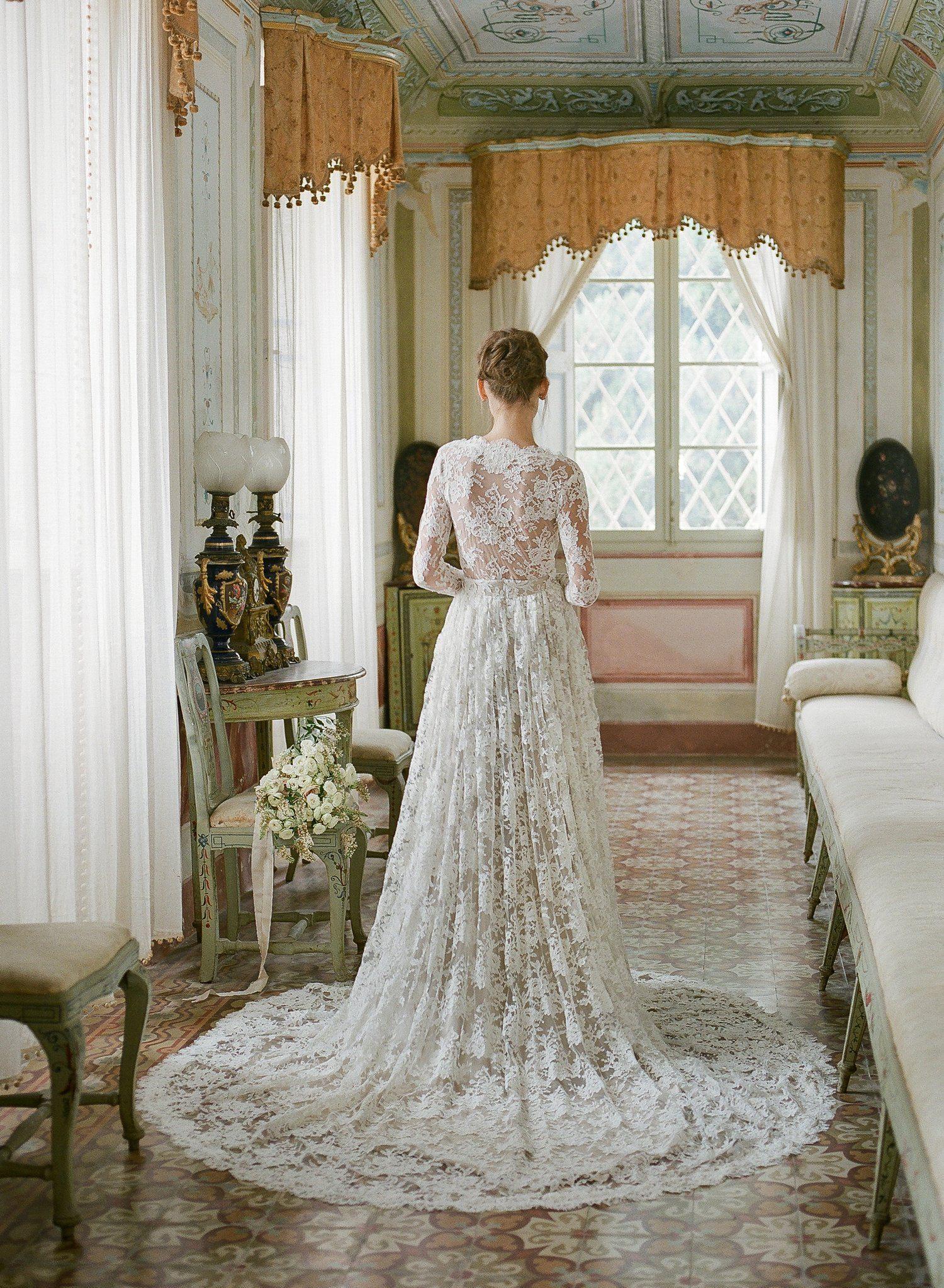 Castellina | Kleid Hochzeit, Vintage Hochzeitskleid Und