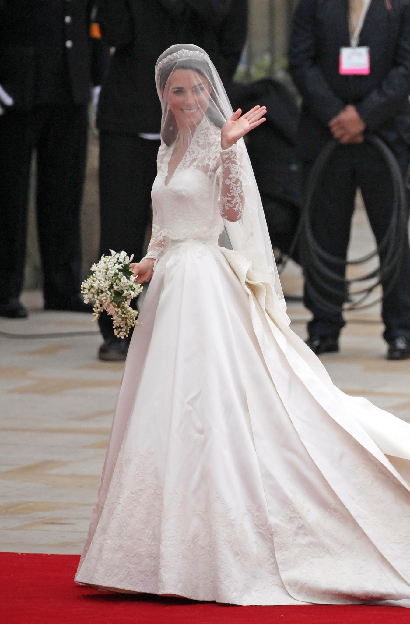 Catherine Middleton: Ihr Brautkleid | Gala.de