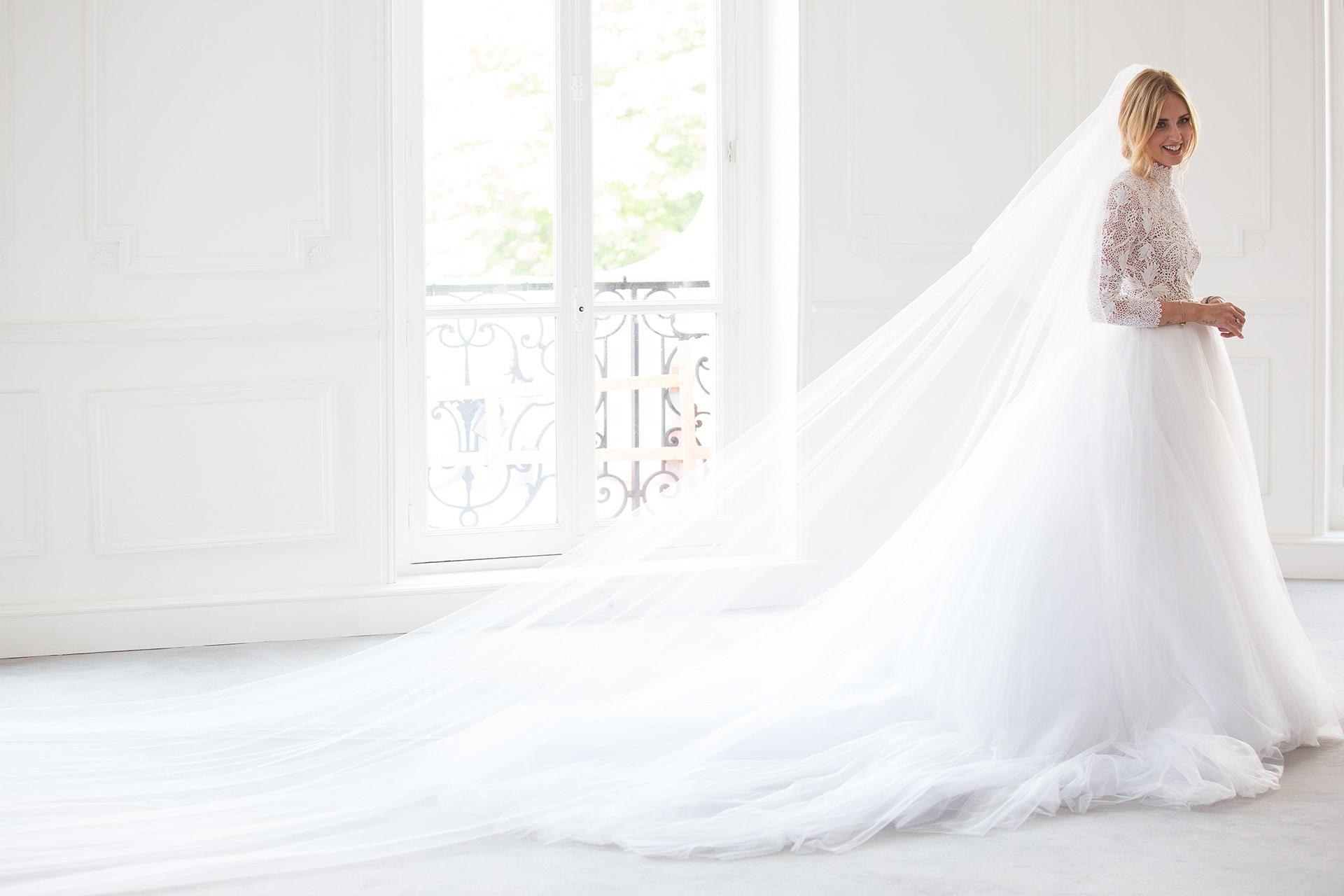 Chiara Ferragni Hochzeitskleid | Vogue Germany