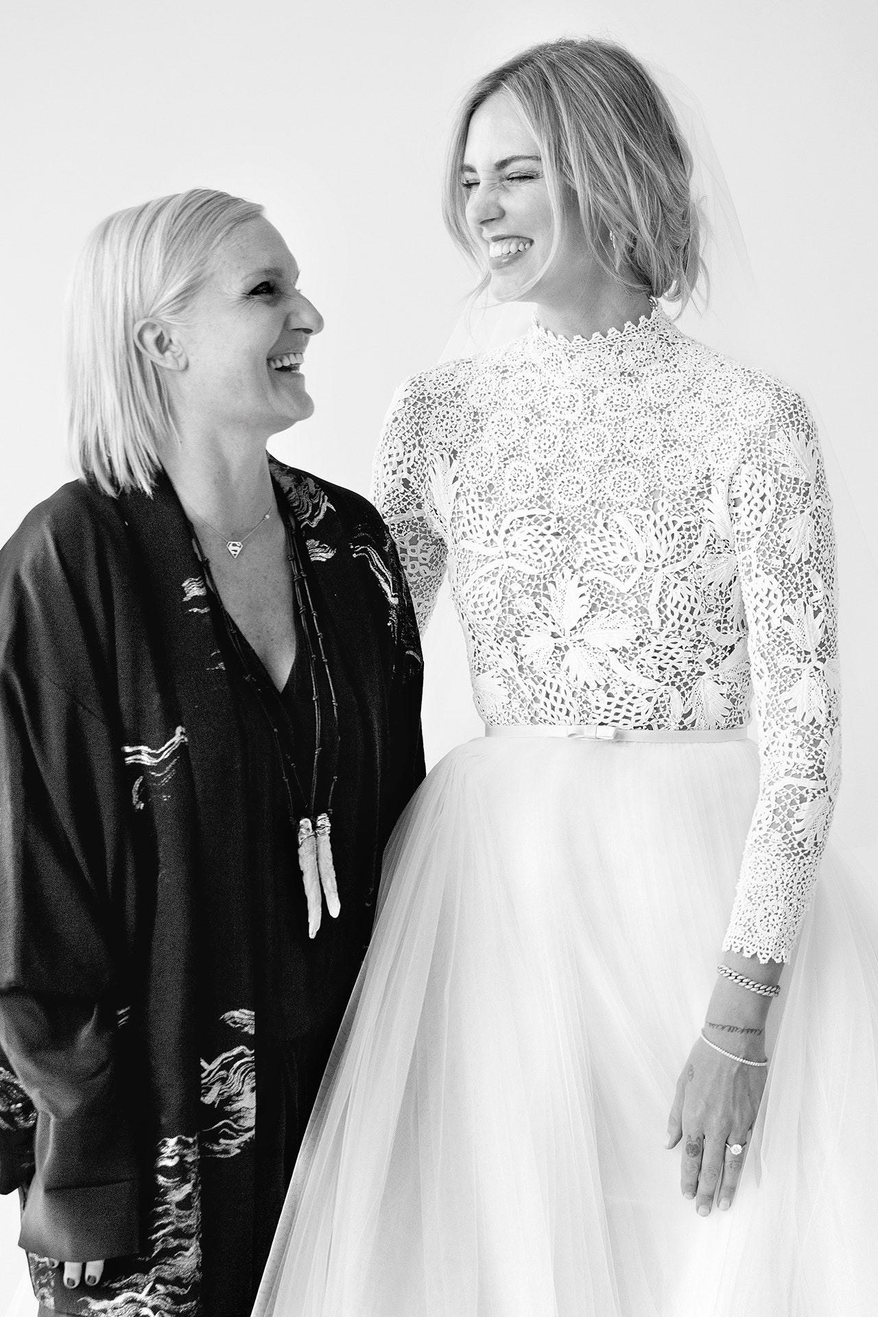 Chiara Ferragnis Hochzeit: Alles, Was Wir Wissen | Vogue Germany