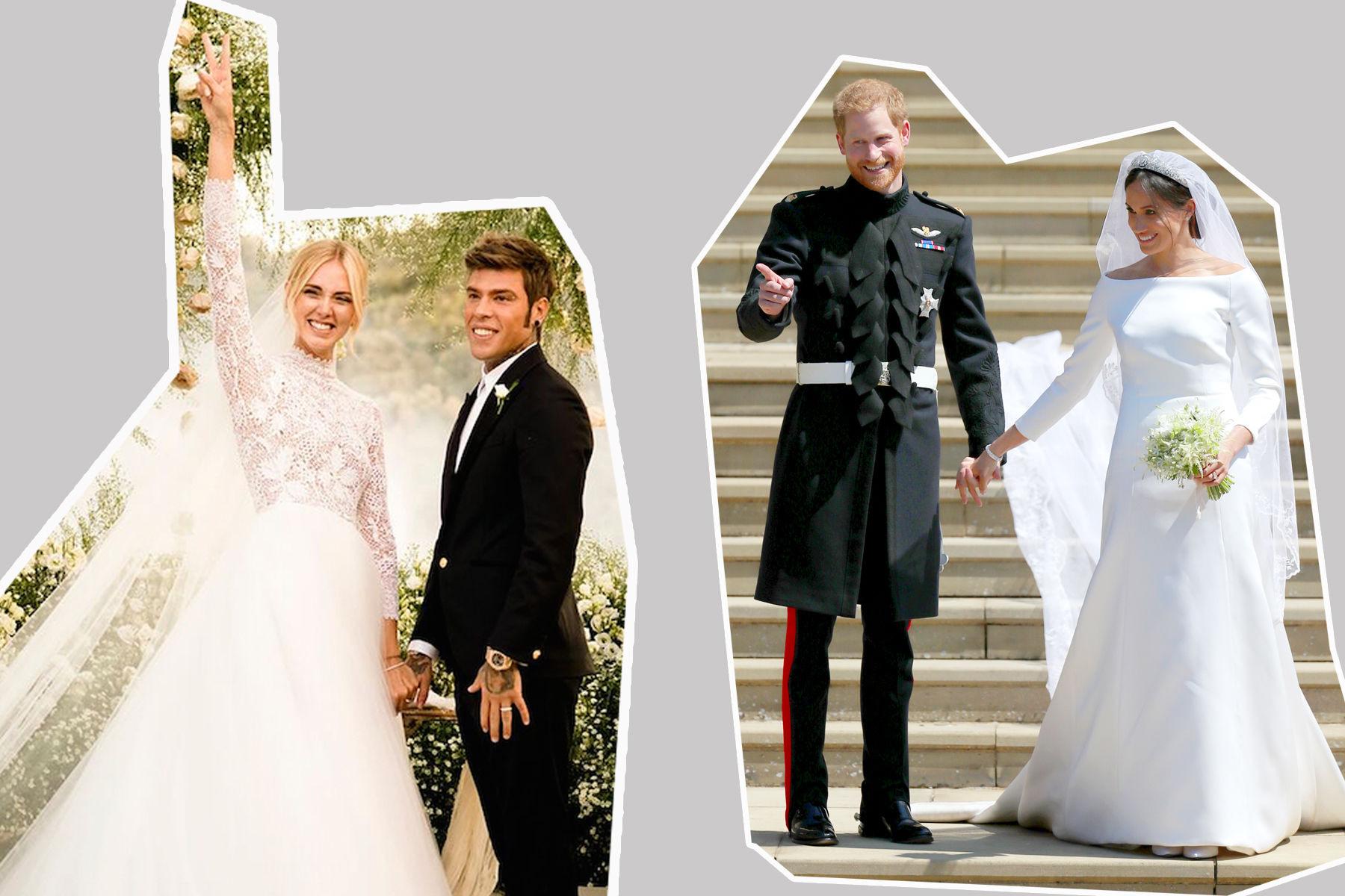 Chiaras Hochzeit Übertrumpft Sogar Die Royal Wedding - Glamour