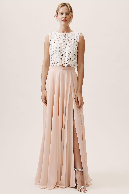 Cleo Top & Chateau Skirt - Bhldn | Brautjungfern-Röcke