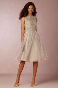 Cleo Top & Louise Skirt In Bridesmaids Maid Of Honor Dresses