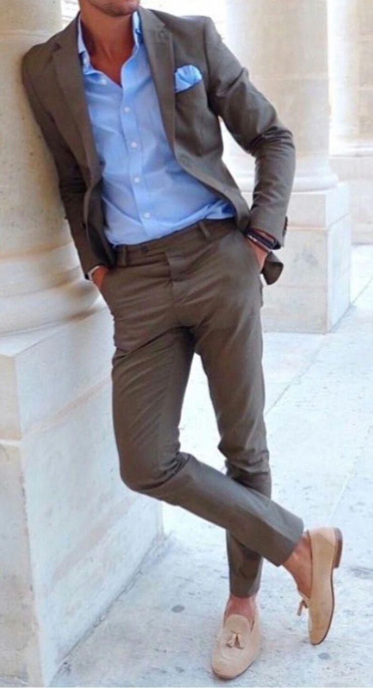Clothes For Men Casual #menfashioncasual -   Anzug Mode