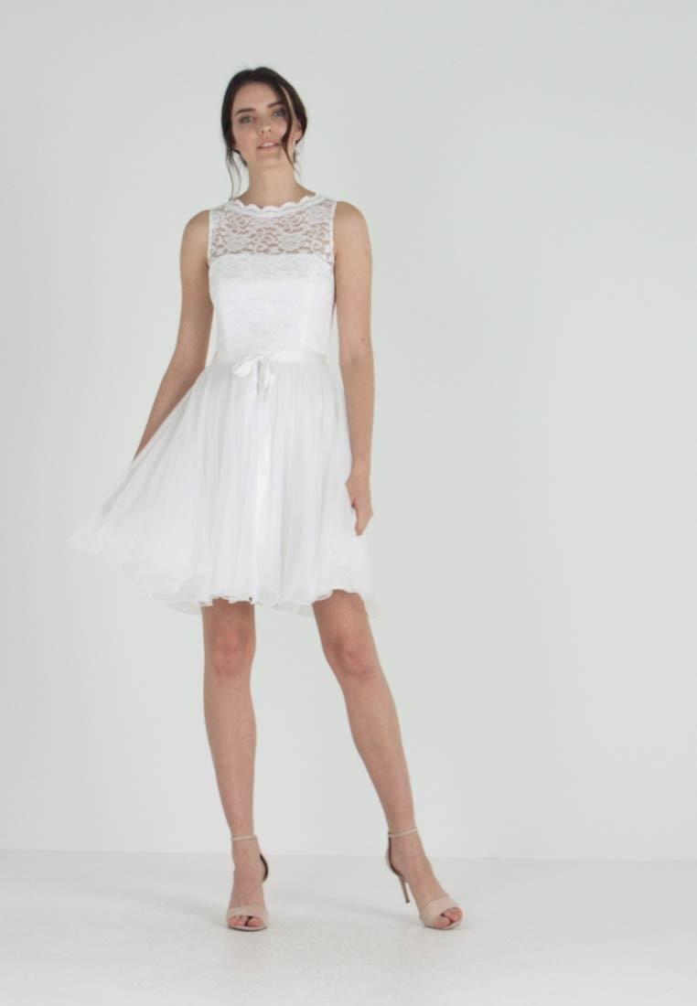 Cocktailkleid/festliches Kleid - Cremeweiss