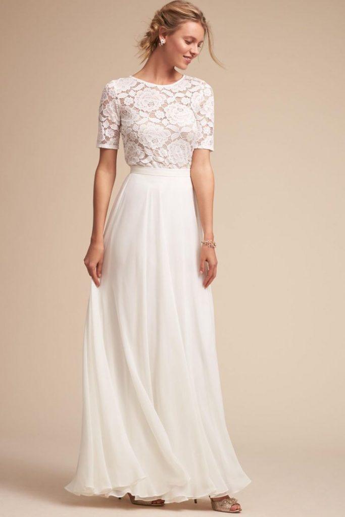 Con Aire Vintage 11 The Next Page Hochzeit Kleid Standesamt Abendkleid