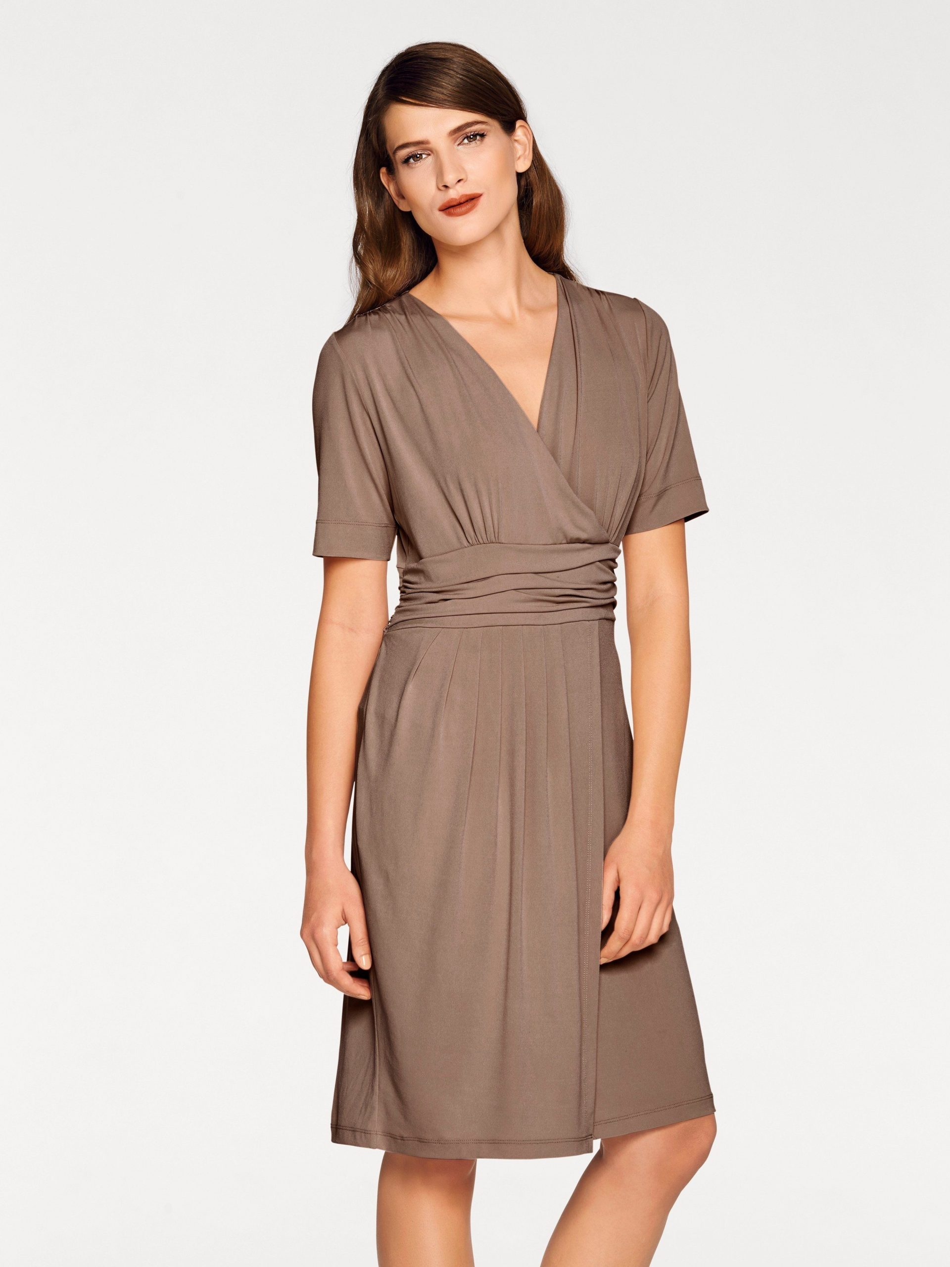 Cool Heine Damen Kleider Ärmel - Abendkleid