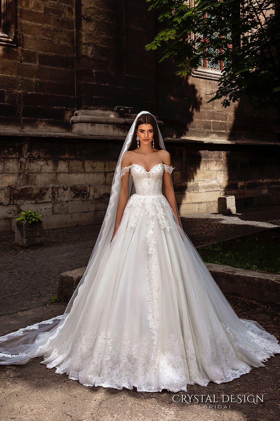 Crystal Design 2016 Wedding Dresses | Hochzeitskleid