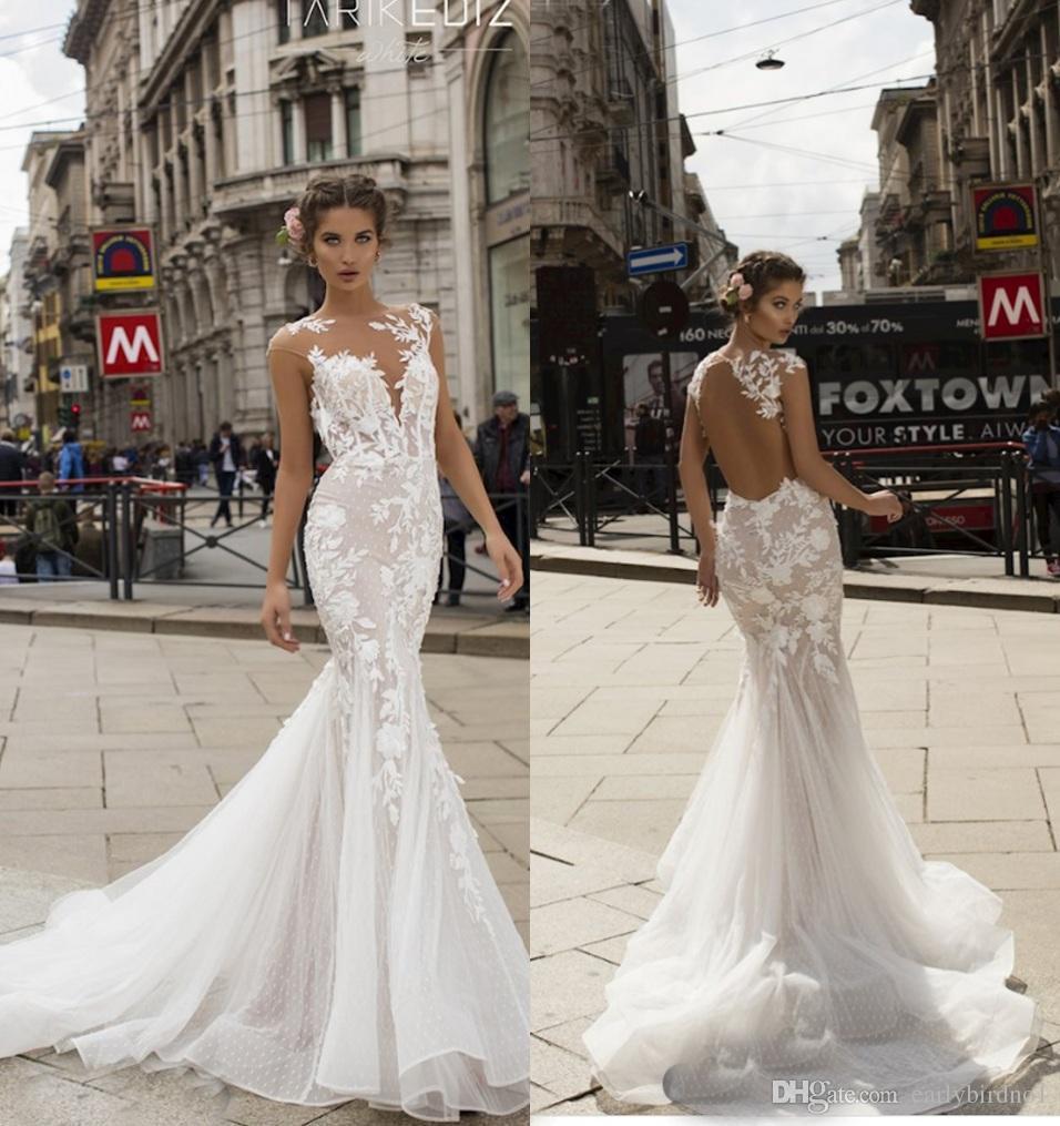 Hochzeitskleid Meerjungfrau - Abendkleid