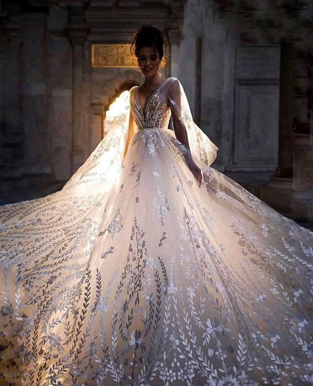 Свадебные Платья: Лучшие Изображения (51)   Свадебные Платья