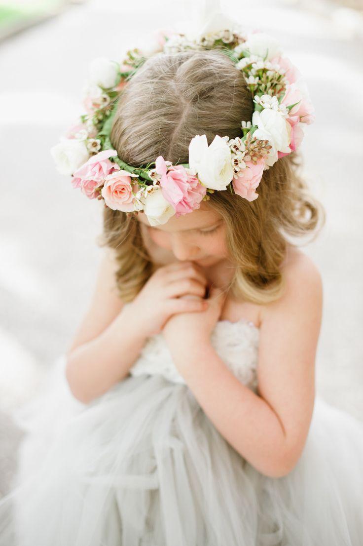 Цветочницы И Кольцо Носителей - Hochzeitskleider Kinder 5