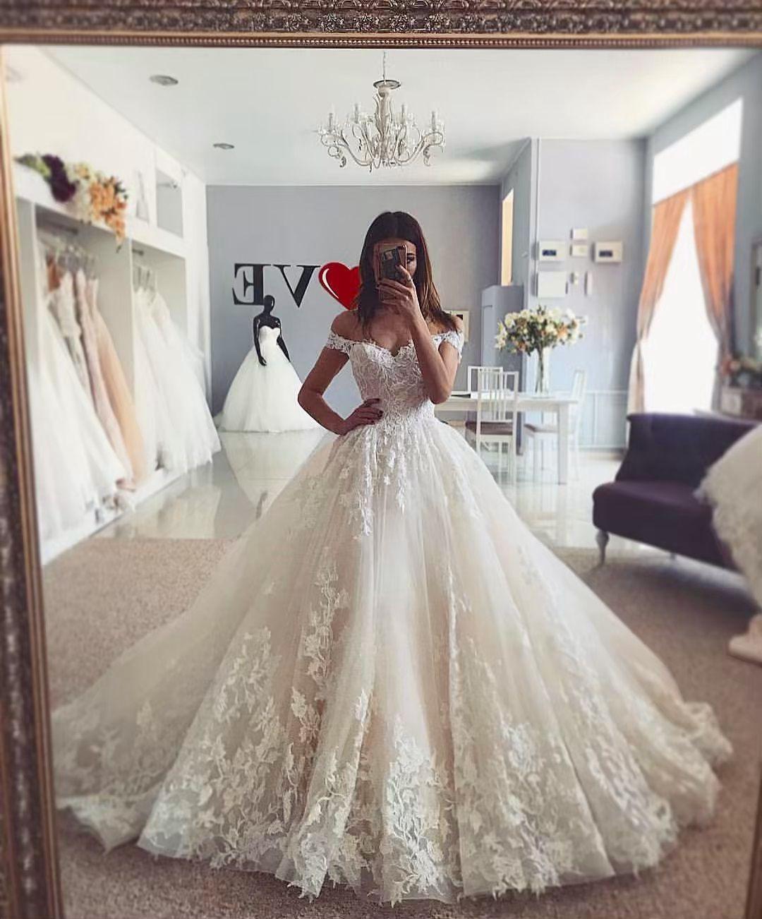Это Не Платье- Это Мечта 🖤   Prinzessin Kleid Hochzeit