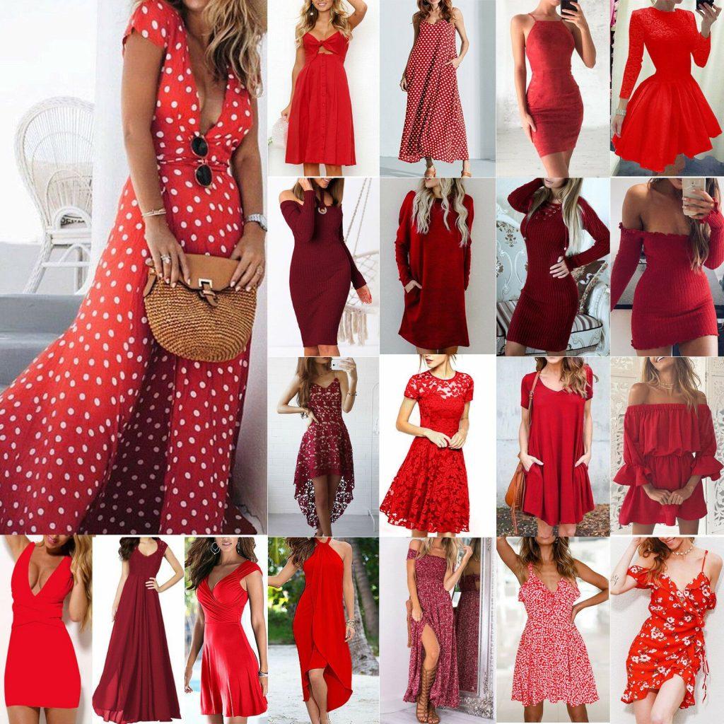 47+ Rotes Abendkleid Maxi Design - inspirierende Modeideen
