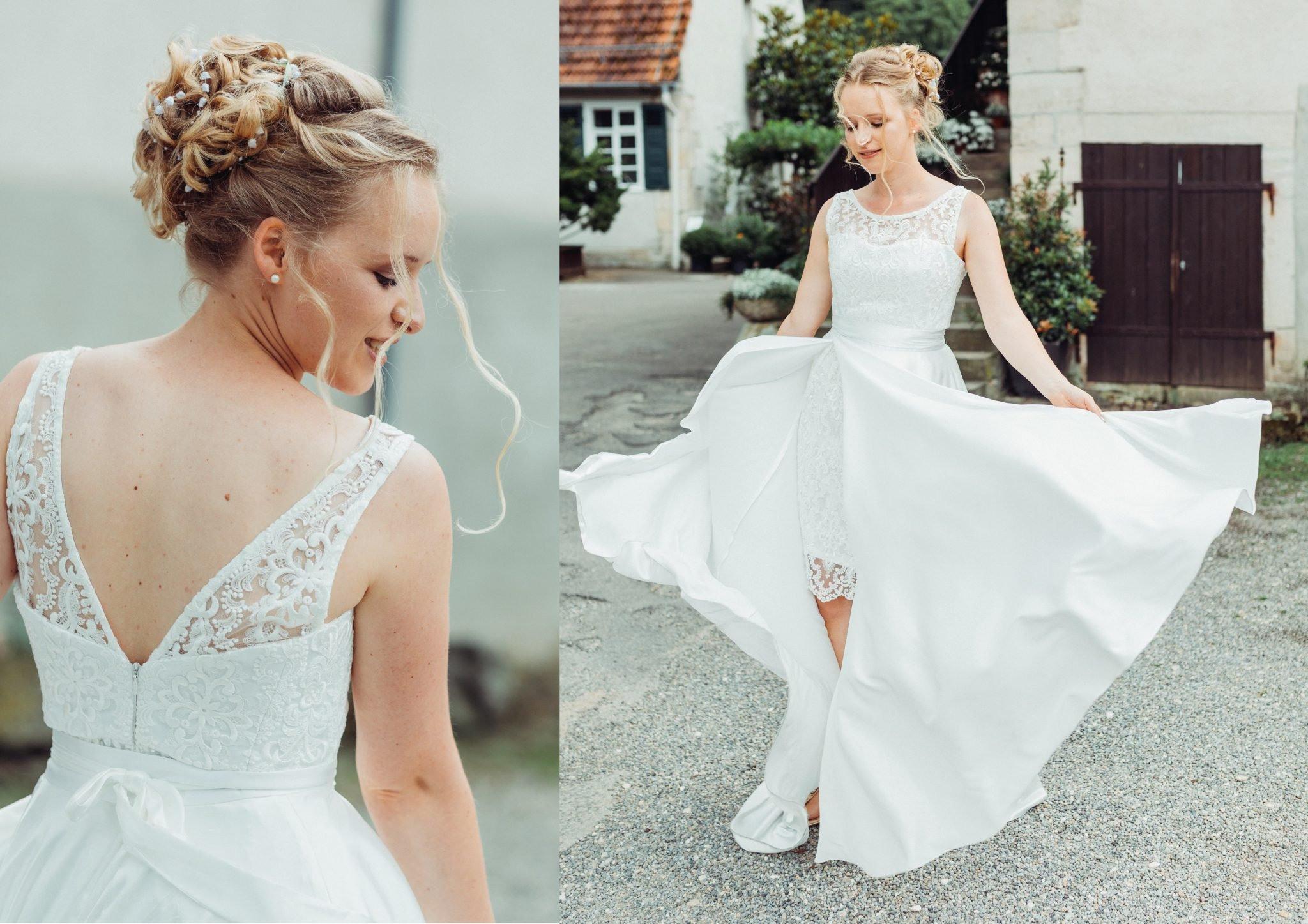 Das Eigene Brautkleid Nähen / Mein Hochzeitskleid - Miss Rosi