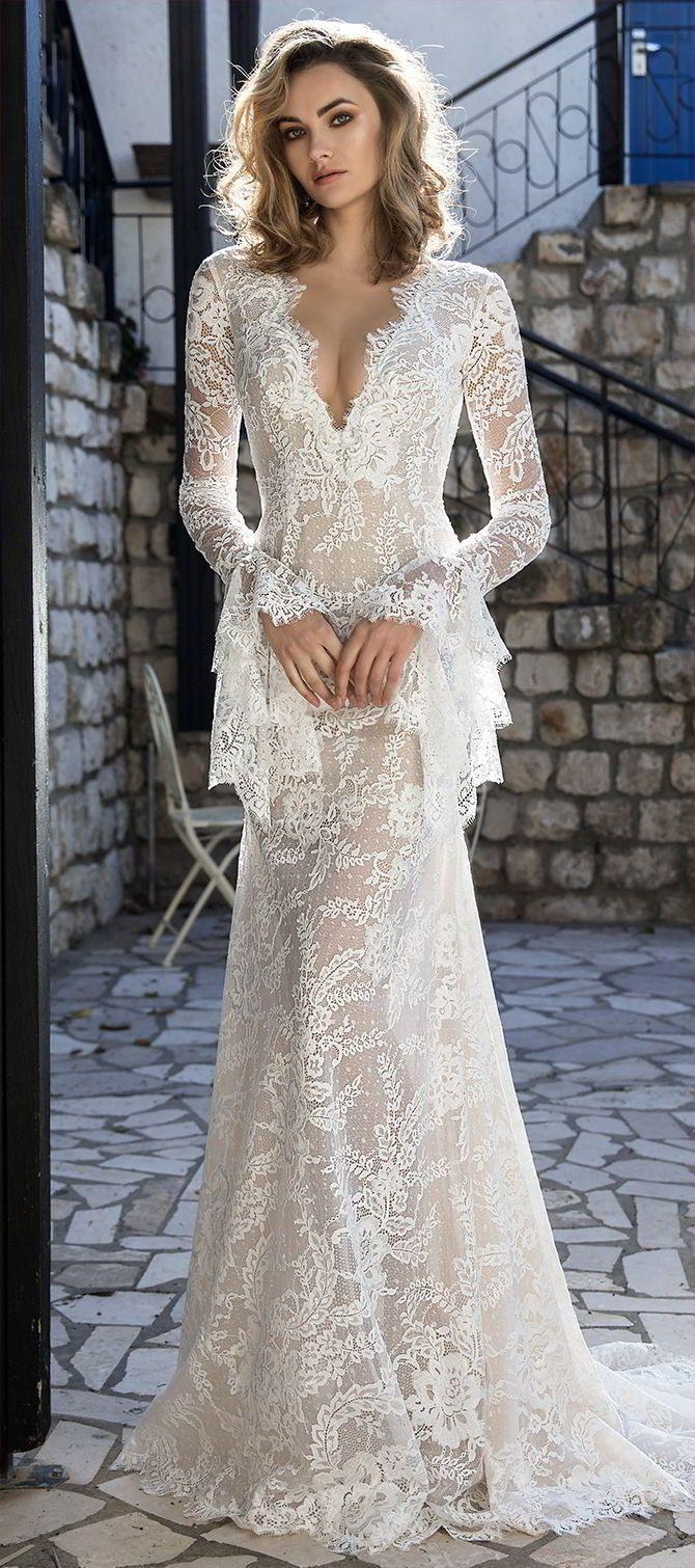 Das Hochzeitskleid Henika 2017 Aus Spezieller Spanischer