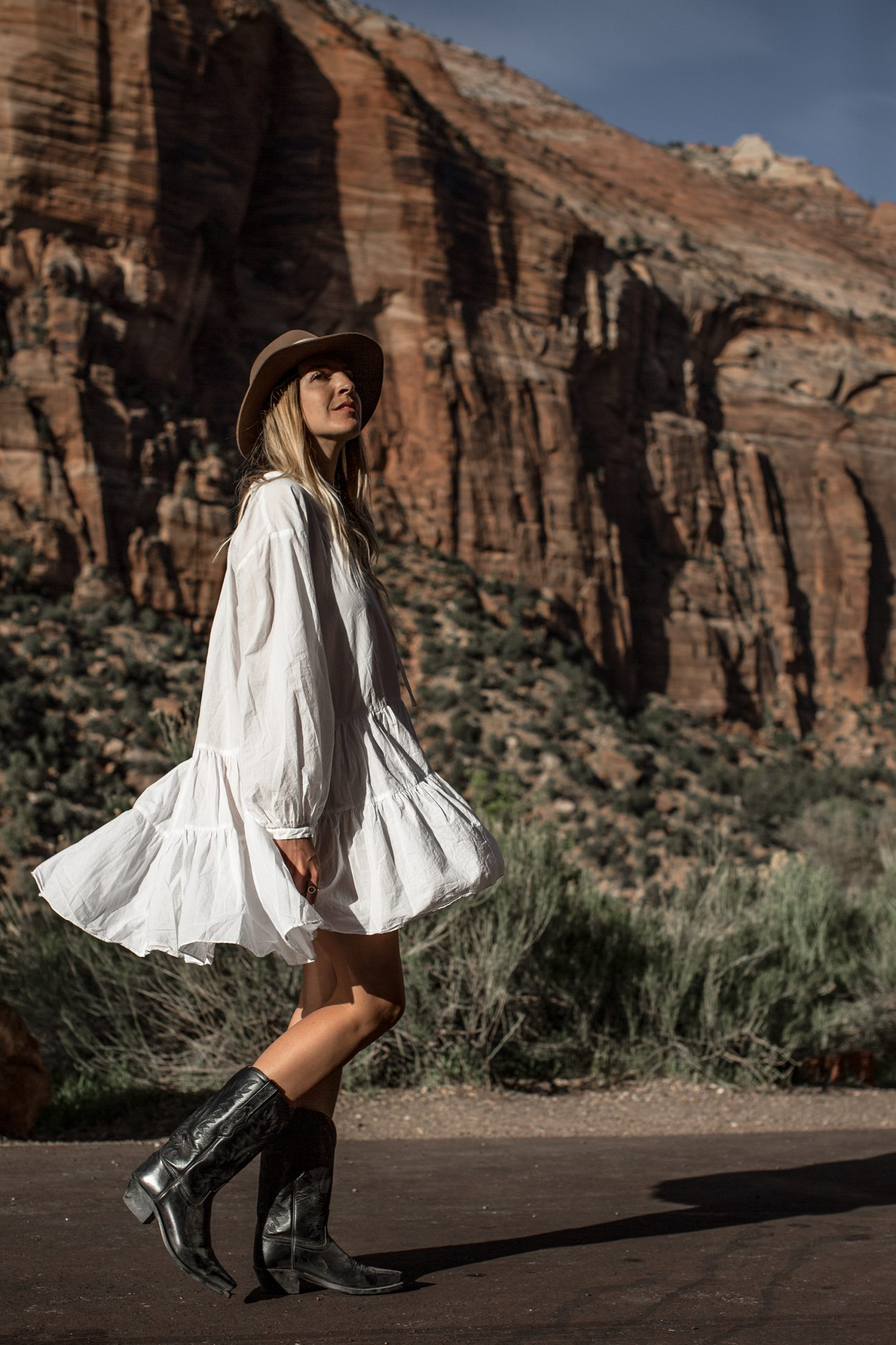 Das Perfekte Weiße Kleid Für Den Sommer X H&m | Black Palms