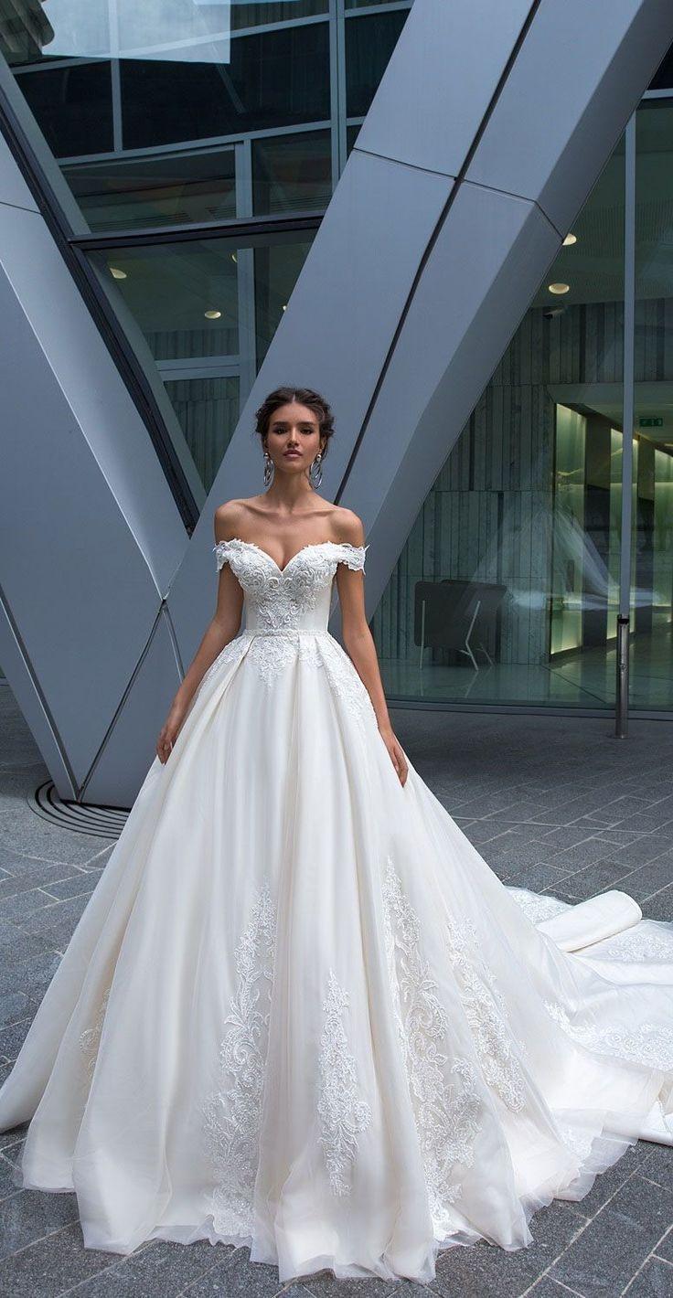 Das Unglaublich Schöne Brautkleid – Romantic Wedding Dresses