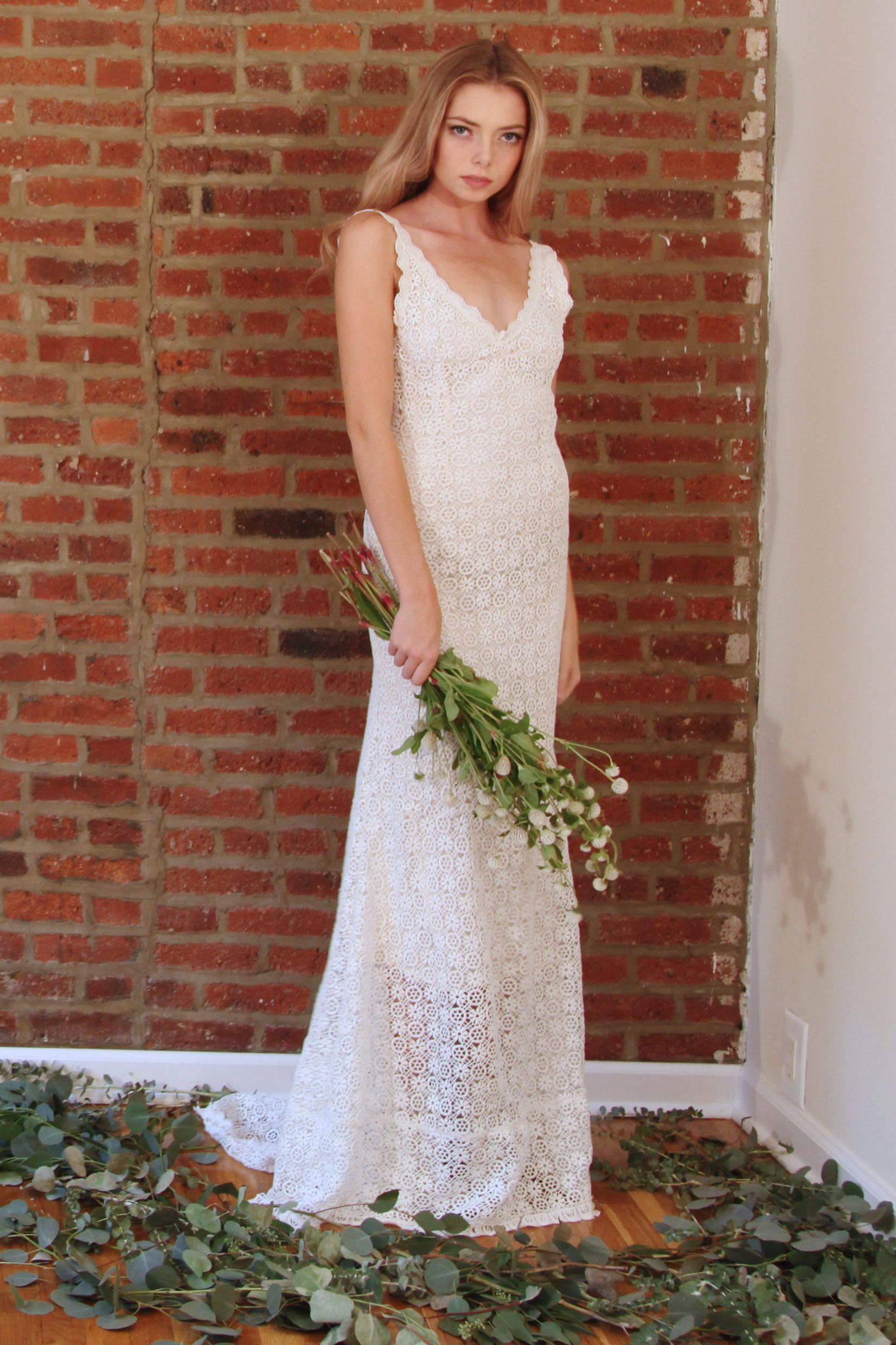 "Daughters Of Simone ""warwick"" Gown // Www.lohobride 