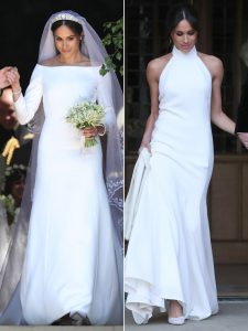 Day To Night! Comparing Meghan Markle's First And Second
