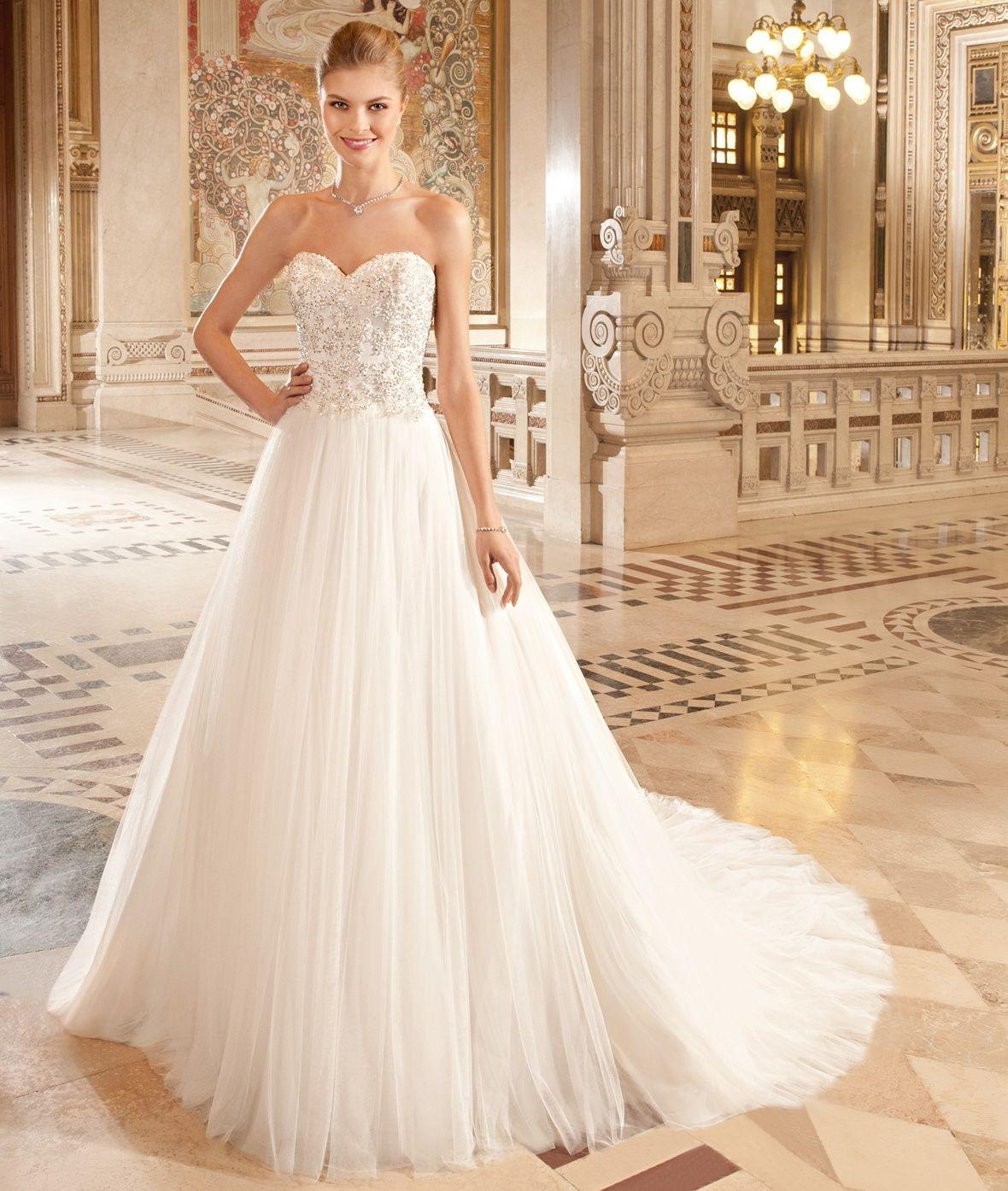 Demetrios Wedding Gown Style Gr260 | Kleid Hochzeit