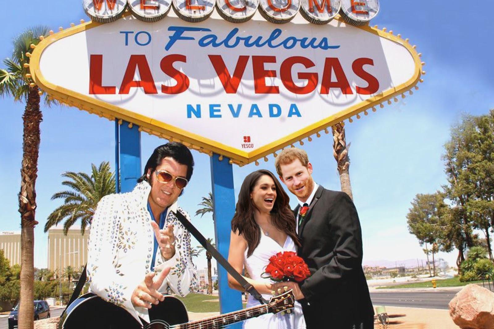 Der Postillon: Royal Wedding Nach Spontaner 20$-Hochzeit In