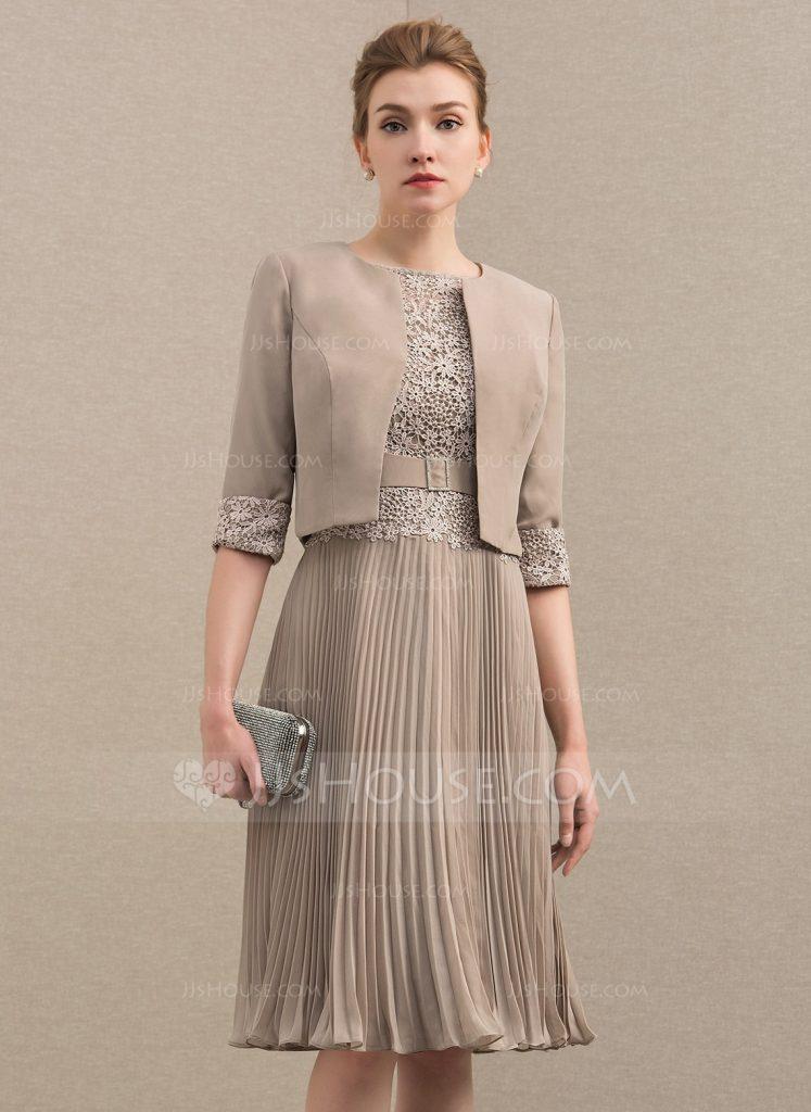 Designer Ausgezeichnet Kleider Fur Die Brautmutter Ab 50 Fur Abendkleid