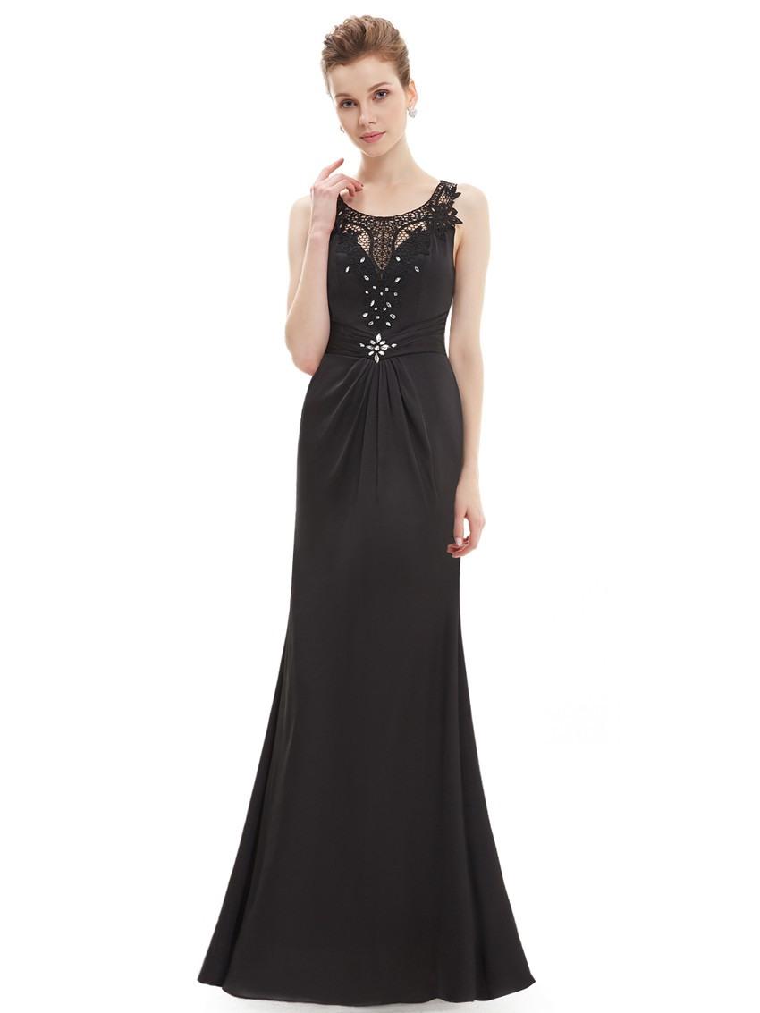 Abend Großartig Elegantes Abendkleid Schwarz Stylish10 Perfekt Elegantes Abendkleid Schwarz für 2019