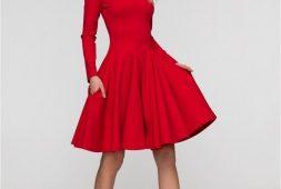 kleider-fur-hochzeit-rot