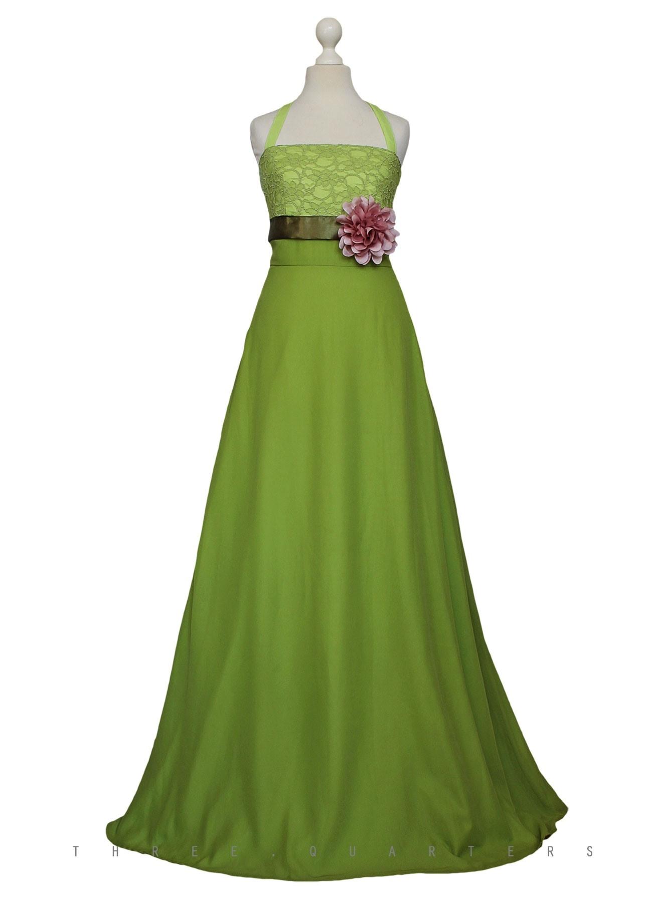 Designer Luxus Kleid Hochzeit Grün Bester Preis - Abendkleid