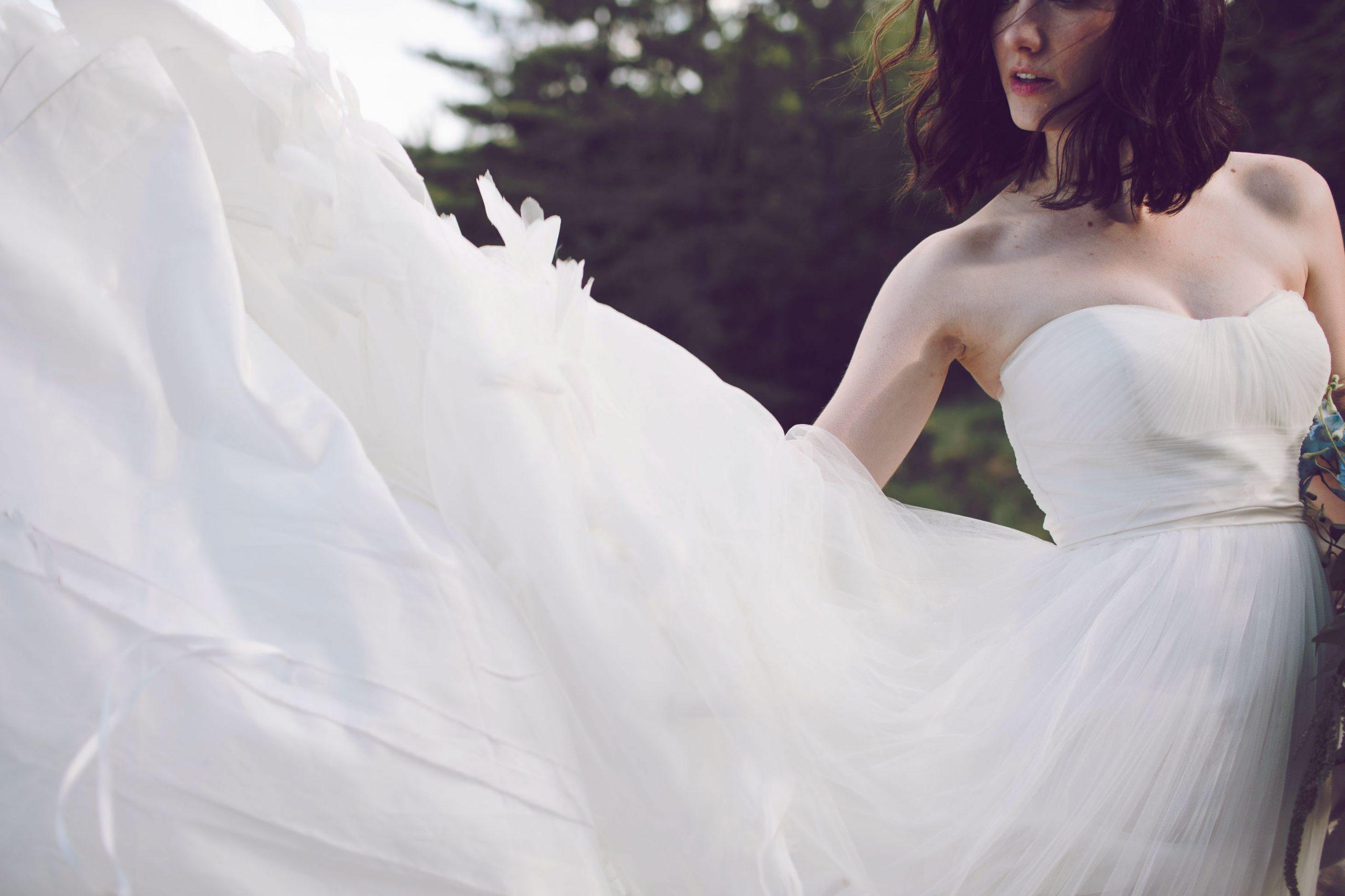 Die 10 Besten Onlineshops Für Brautkleider | Desired.de