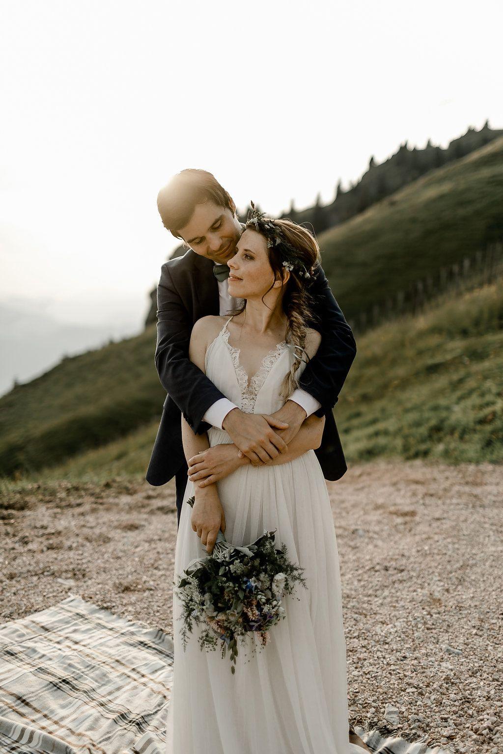 Die 119 Besten Bilder Von Hochzeit In Den Bergen | Bergen