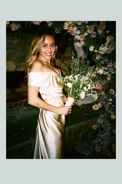 Die Schönsten Brautkleider Der Stars - Glamour