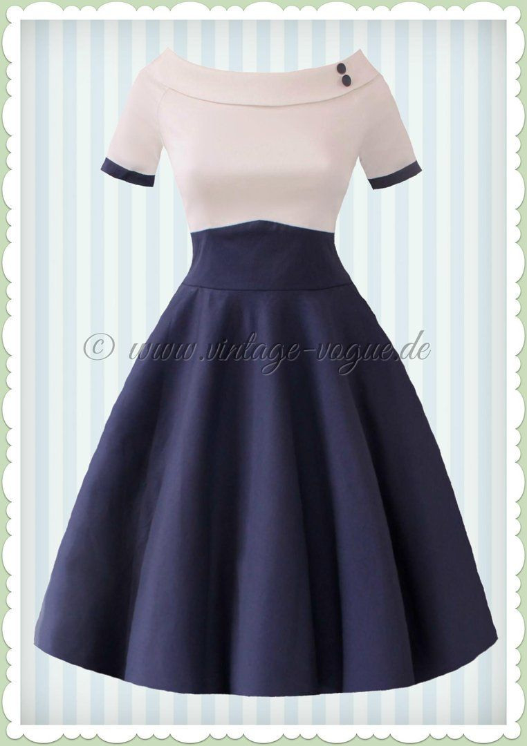 Dolly & Dotty 50Er Jahre Rockabilly Petticoat Kleid
