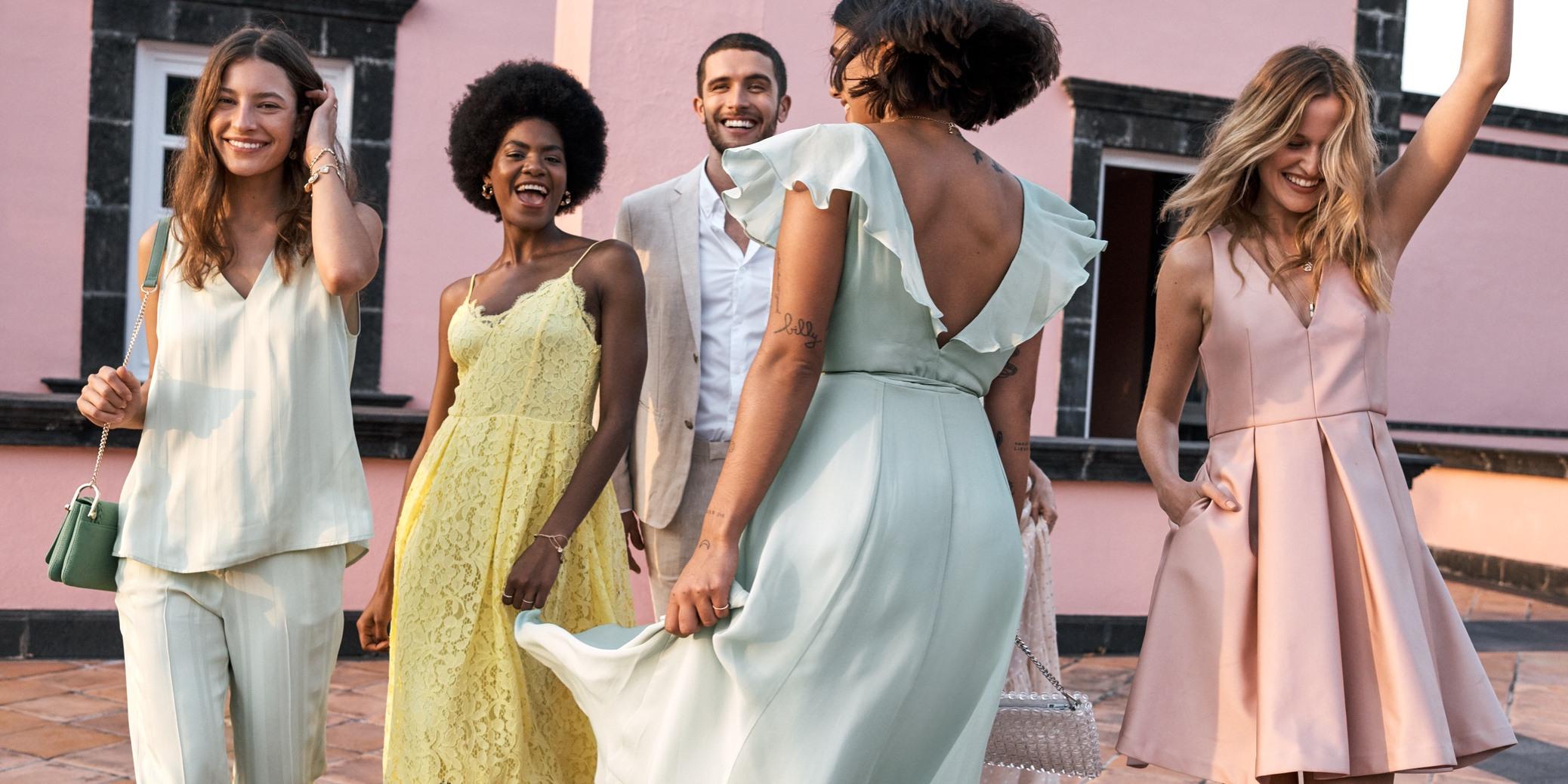 Dress-Code. Hochzeit | H&m Ch