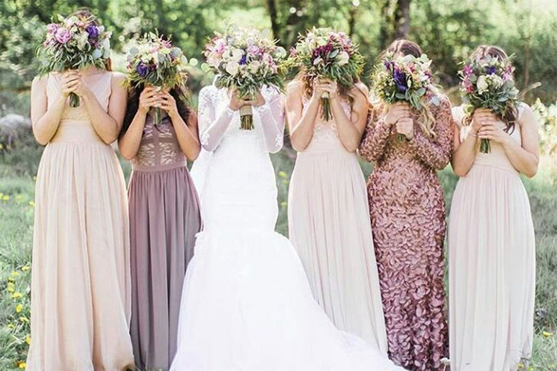 Dresscode Hochzeit: 18 Tipps Für Das Perfekte Gast-Outfit - Abendkleid