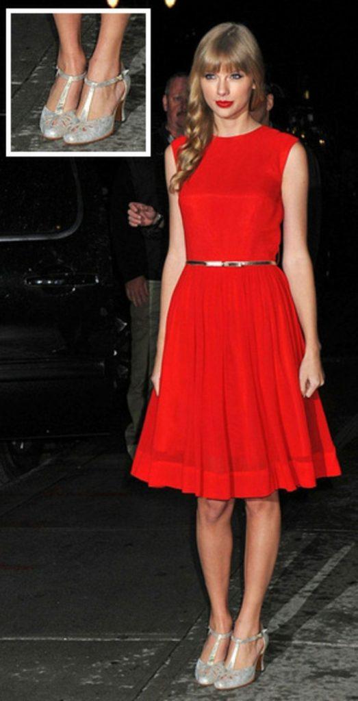 1001+ Ideen Für Rotes Kleid - Welche Schuhe Zu Wählen