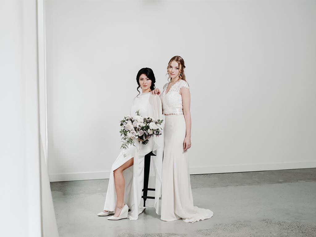 Eco Wedding: Nachhaltige Und Faire Hochzeitskleider