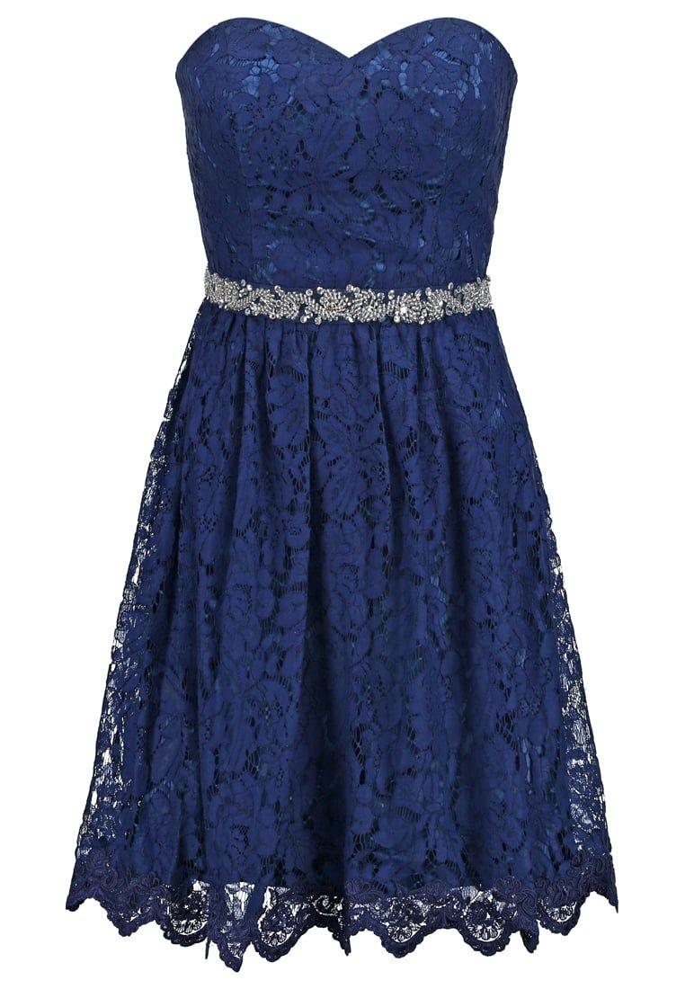 Ein Traum In Blau. Laona Cocktailkleid / Festliches Kleid