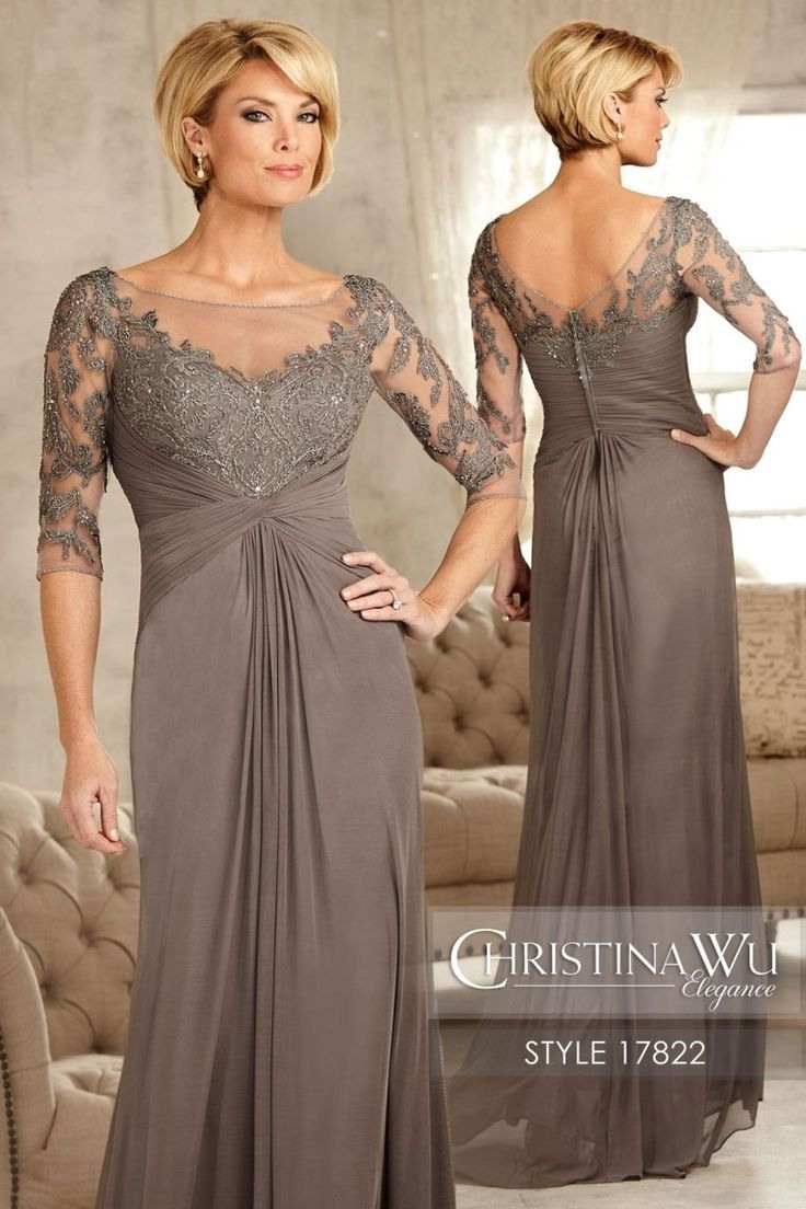 Elegant Mother Of The Bride Dresses Trends Inspiration Ideas