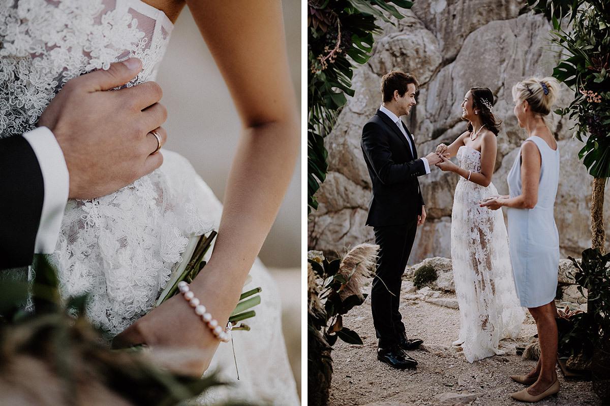 Elopement Mallorca - Hochzeit Zu Zweit - Hochzeitsfotograf