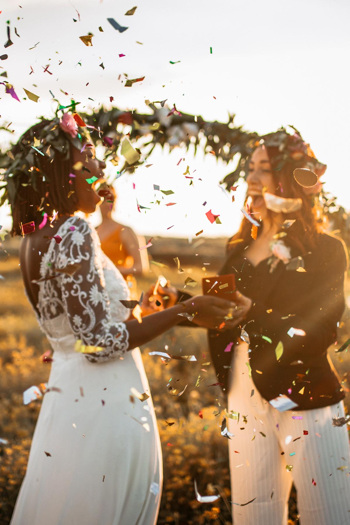 Elopement Wedding: Hochzeit Zu Zweit In 2020 | Make Up Braut