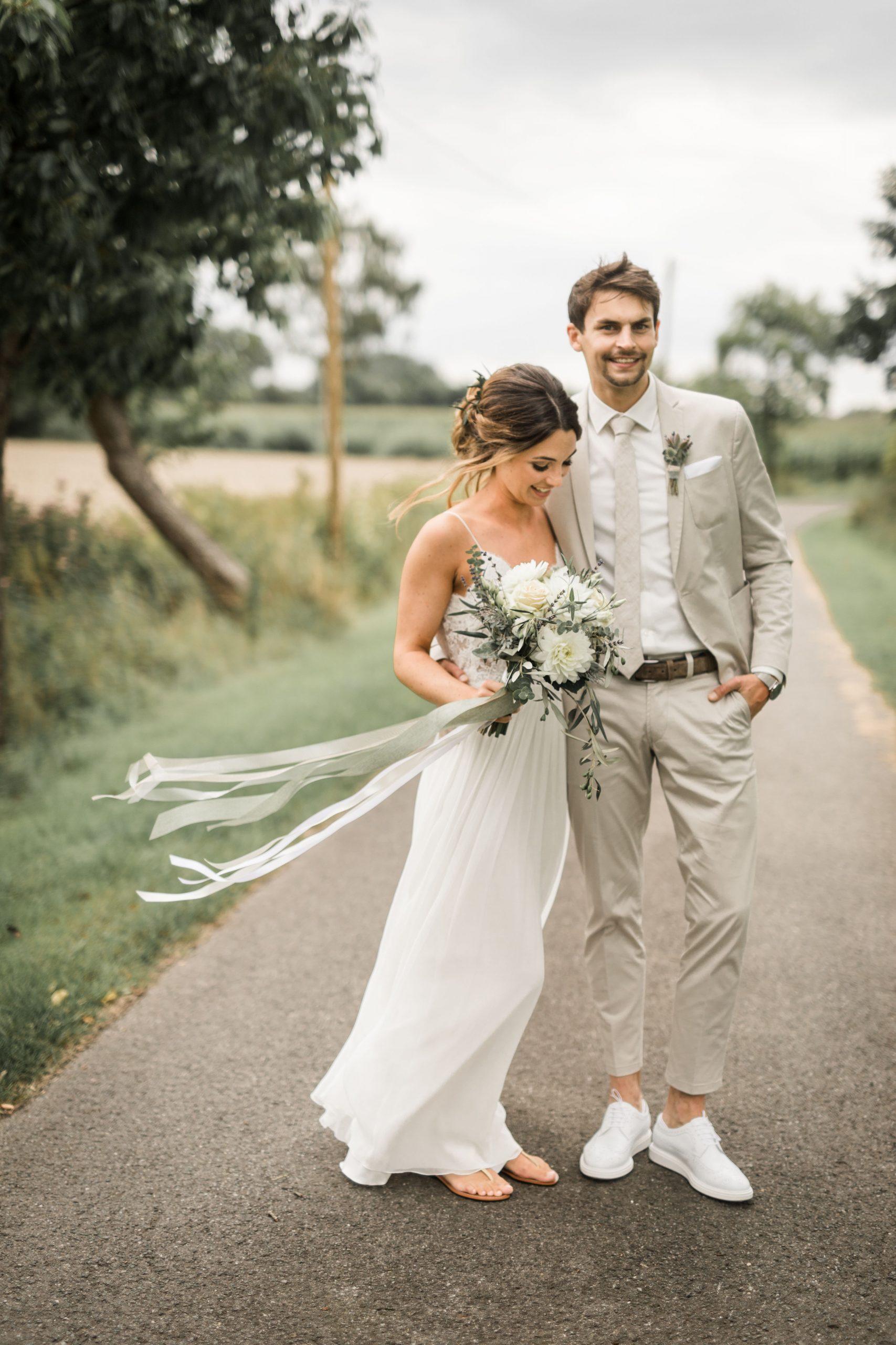 Emotionale Freie Trauung Im Boho-Stil   Hochzeit Bräutigam