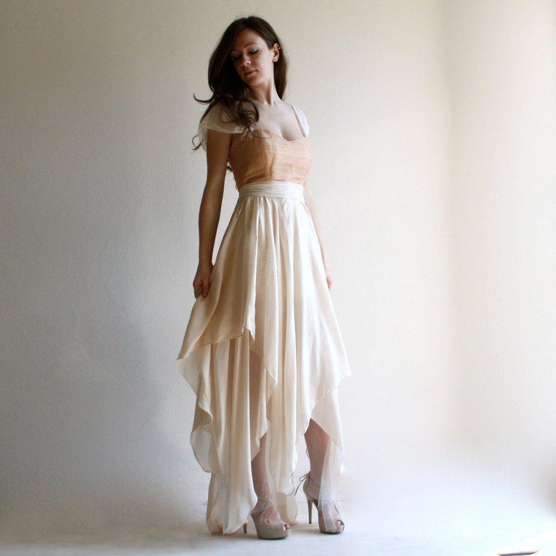 Erröten Sie, Hochzeitskleid, Alternative Hochzeitskleid
